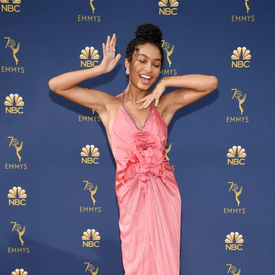 Nail Art at the 2018 Emmys