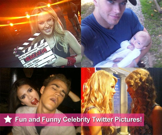 Fun and Funny Celebrity Twitter Pictures 2010-11-04 19:30:00