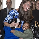 When Kate Middleton Got Super Candid With Kids