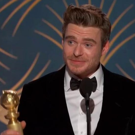 Richard Madden Acceptance Speech at 2019 Golden Globes