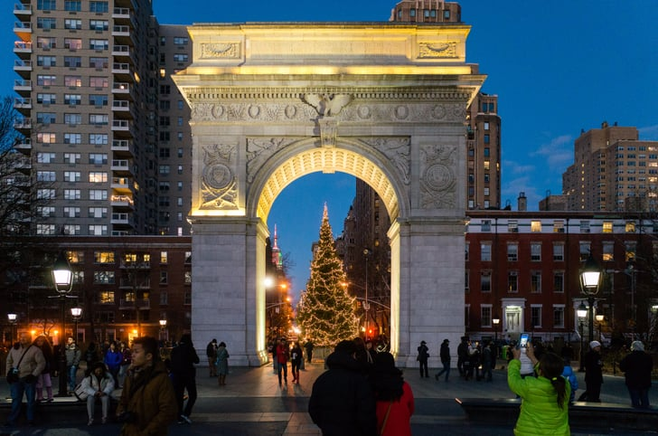 Christmas Market New York City.Holiday Markets In New York City Popsugar Smart Living