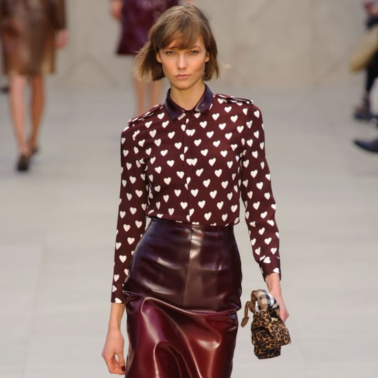 Burberry Review | Fashion Week Fall 2013