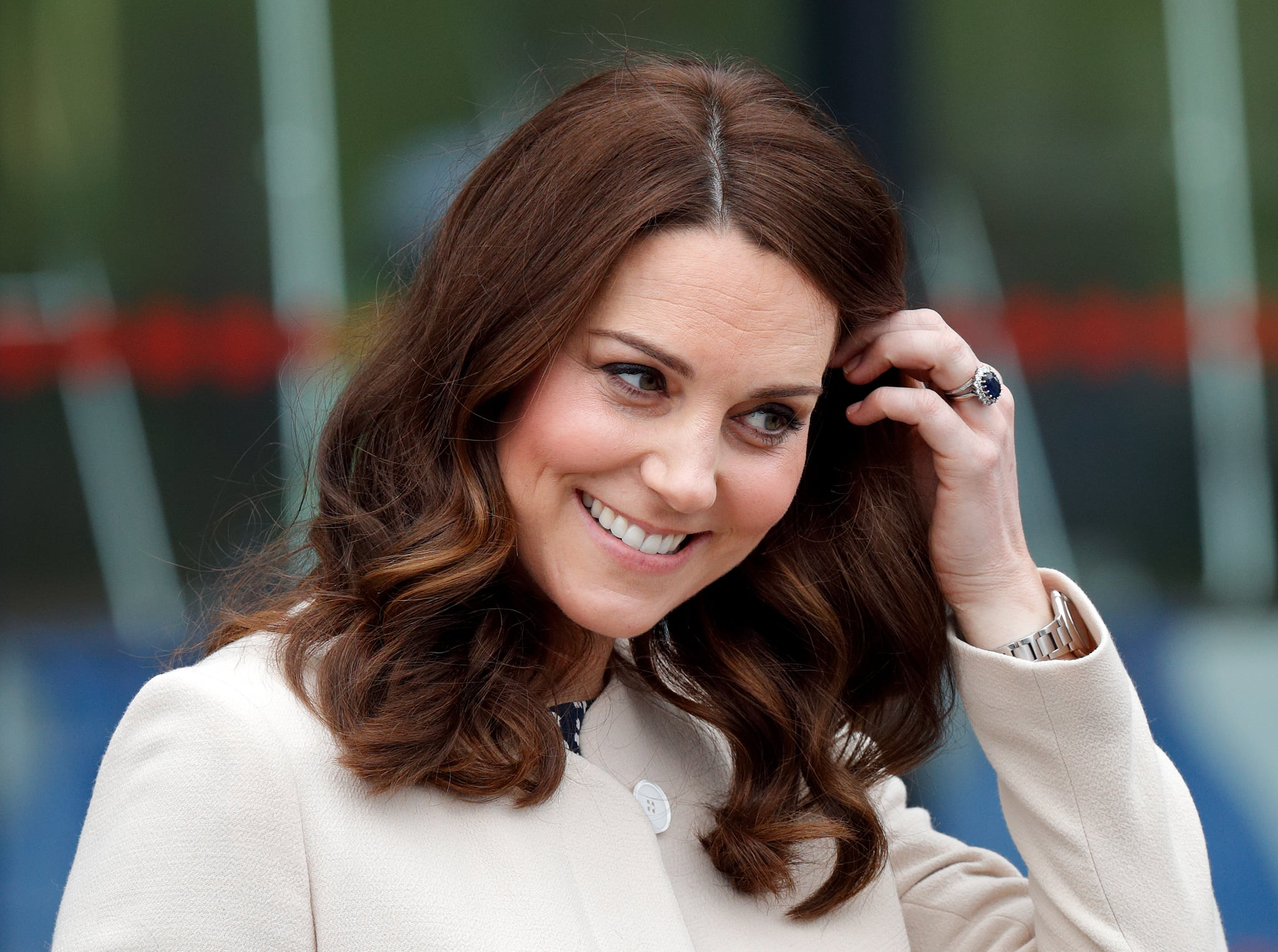 Kate Middleton Actually Wears 3 Rings on Her Ring Finger — Here's What They Represent
