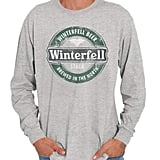 Winterfell Beer Shirt