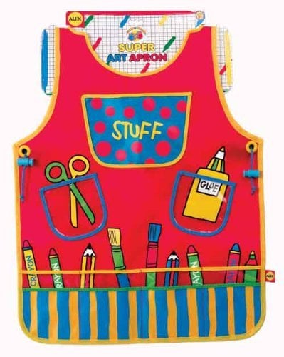 Super Art Apron ($10)
