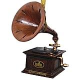 Gramophone Ornament ($11)