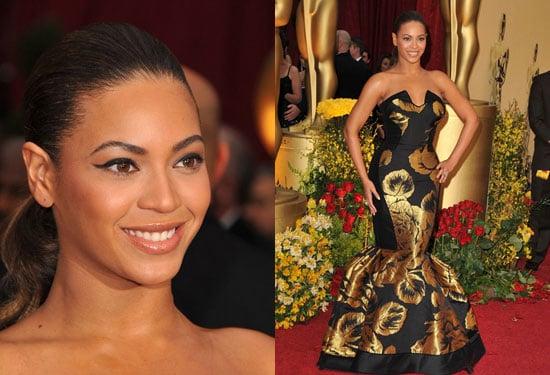 Oscars Red Carpet: Beyonce