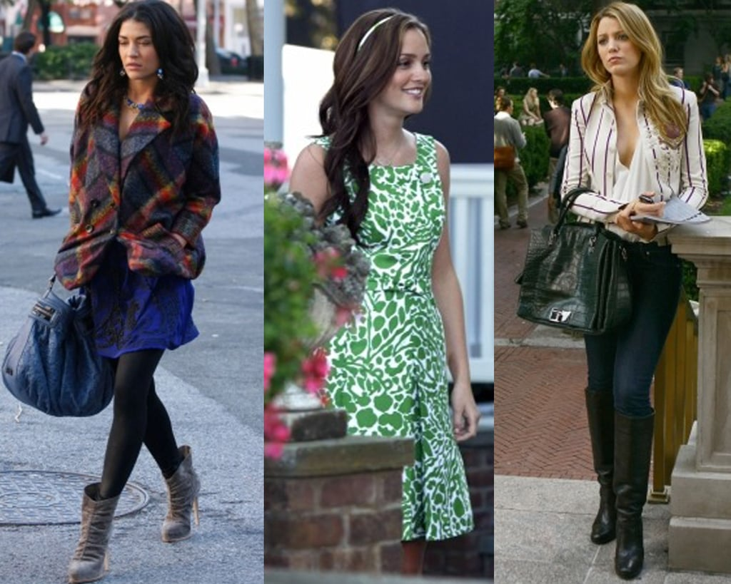 Best Of Gossip Girl Fashion and Clothing on FabSugar Australia