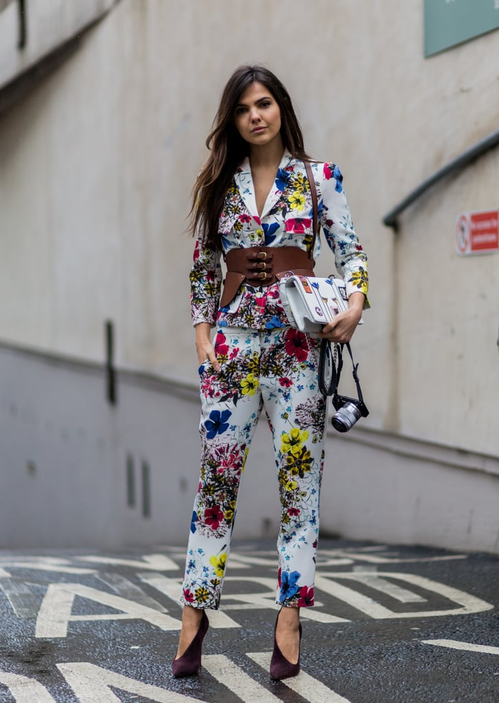 London Fashion Week Autumn Winter 2016 Street Style