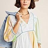 Renata Tie-Dyed Top