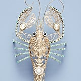 Embellished Lobster Ornament