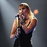 Miley Cyrus at the 2019 MTV VMAs