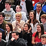 Lindsay, Ali, Michael, and Cody Lohan