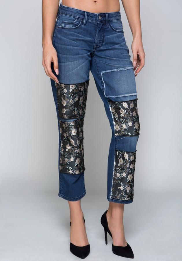 Bebe Crop Jeans