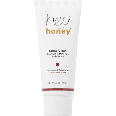 Hey Honey Come Clean Propolis & Minerals Facial Scrub
