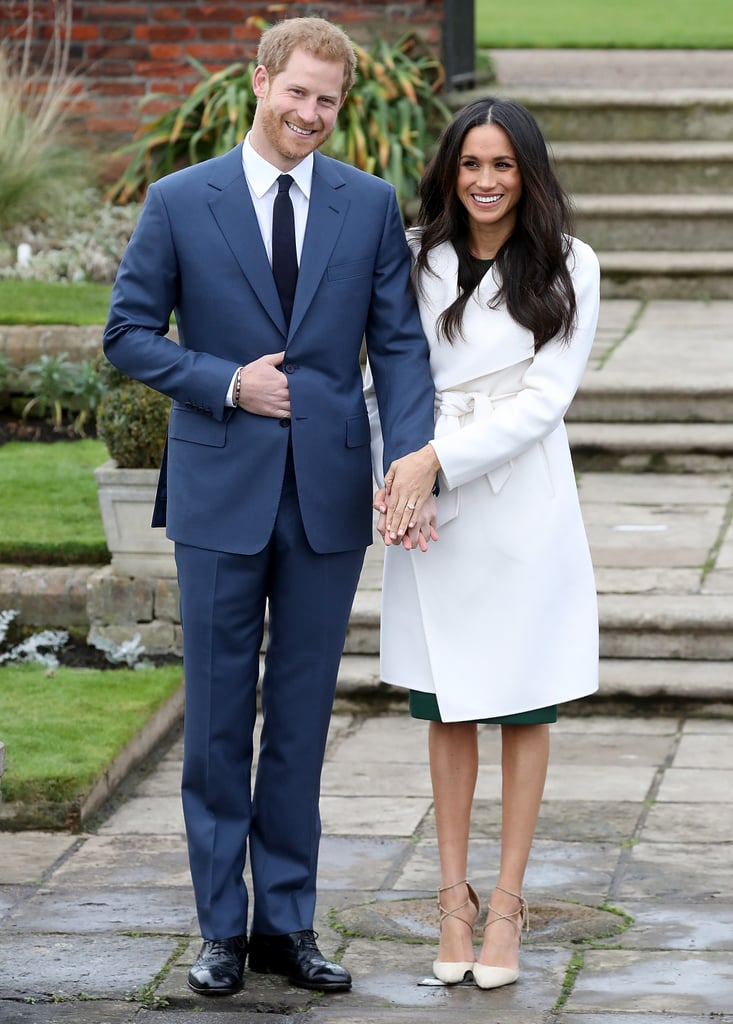 Prince Harry and Meghan Markle Coloring Book