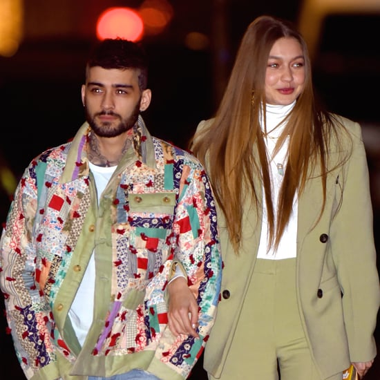 Gigi Hadid and Zayn Malik Share Family Halloween Photo