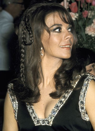 Natalie Wood 1969 Gorgeous Vintage Beauty Looks From