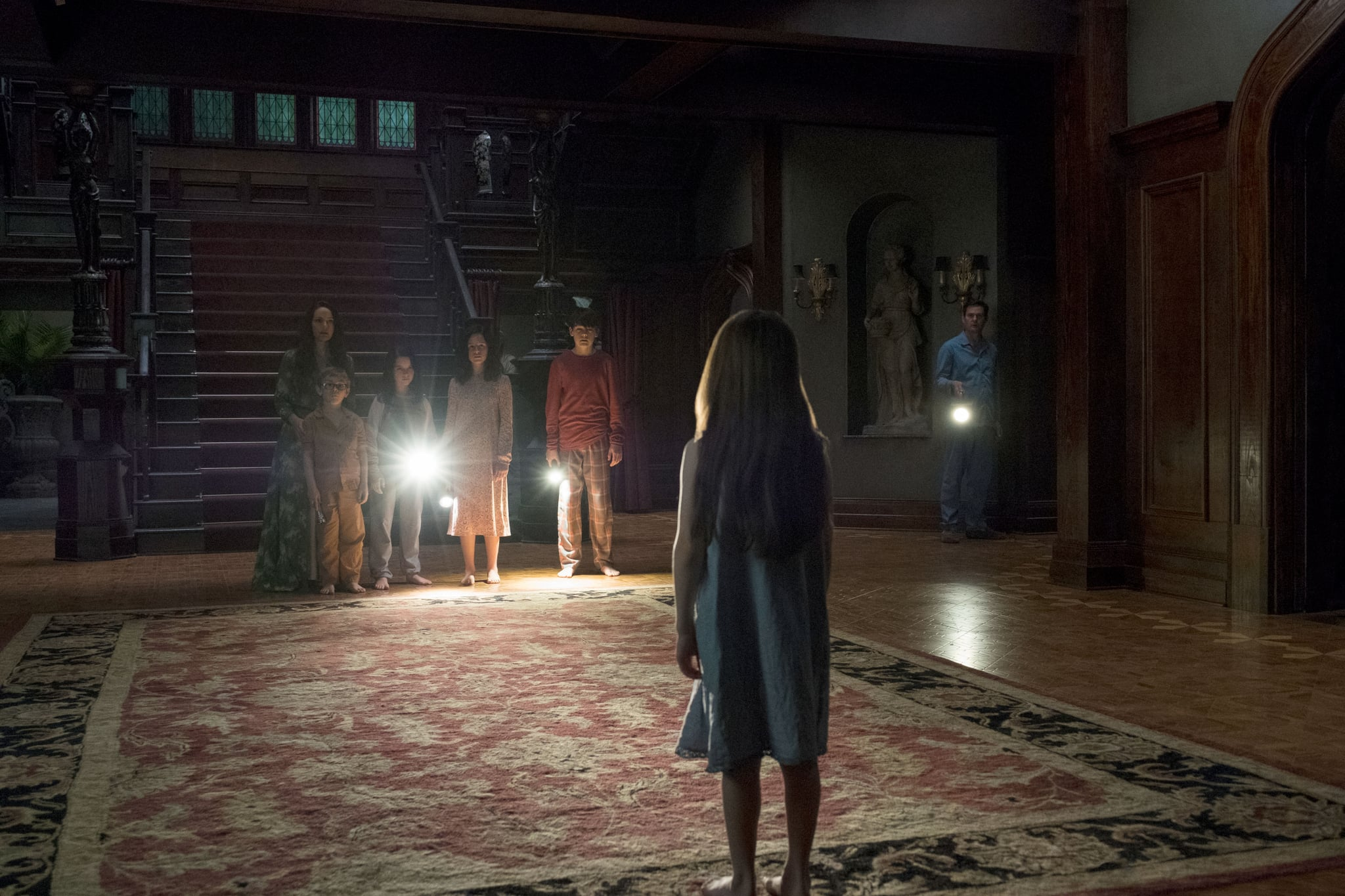 The Haunting Of Hill House If You Finished Chilling Adventures Of Sabrina Watch These 10 Shows Next Popsugar Entertainment Photo 4