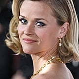 Reese Witherspoon's Deep Side Part in 2008