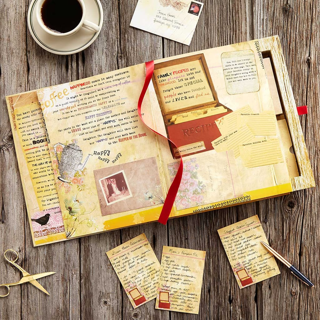 Mother & Daughter Letter Book Set | Gift Guide For Family Gifts ...
