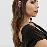 ASOS Design Hair Clips With Shell and Starfish Design in Gold