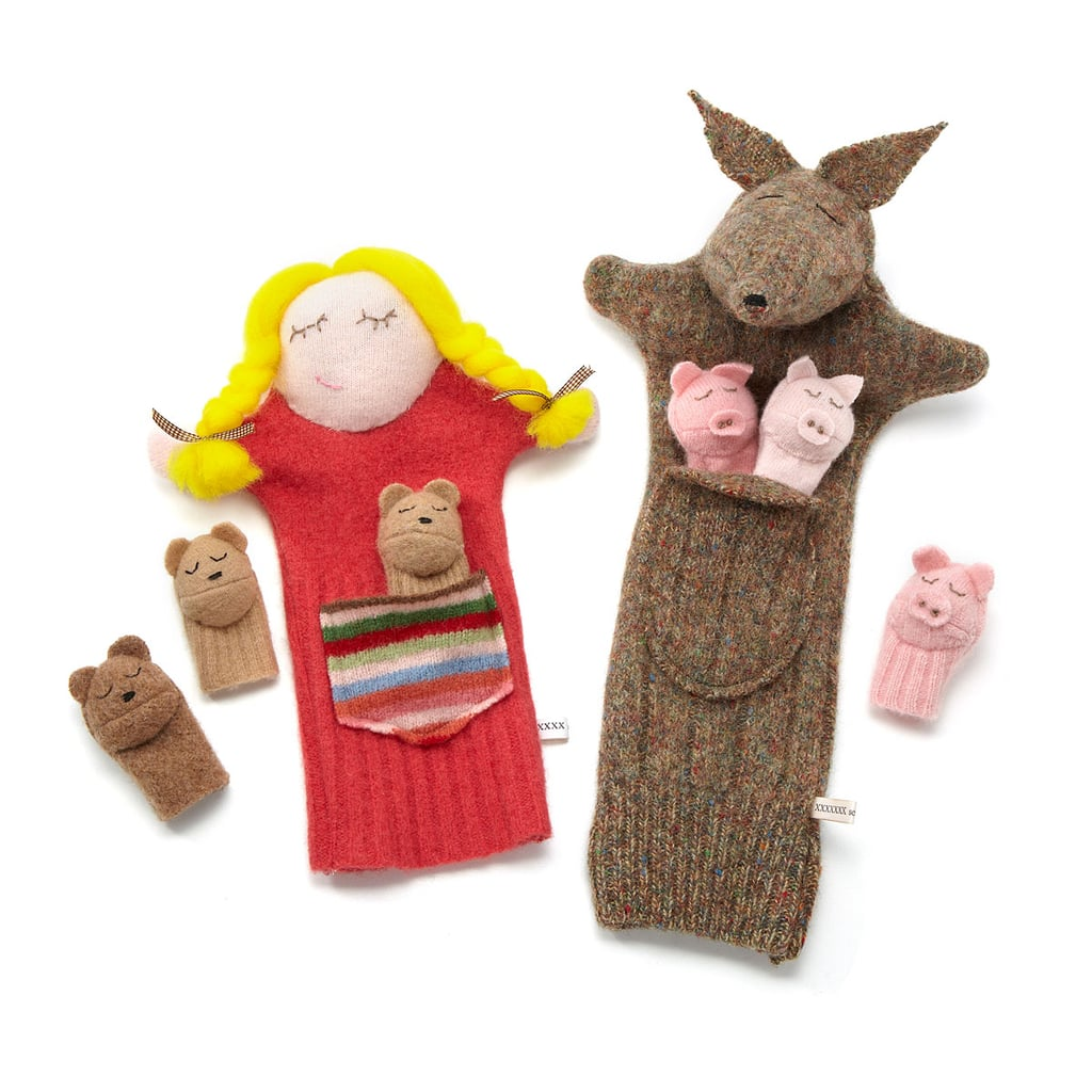 Storybook Puppet Kit