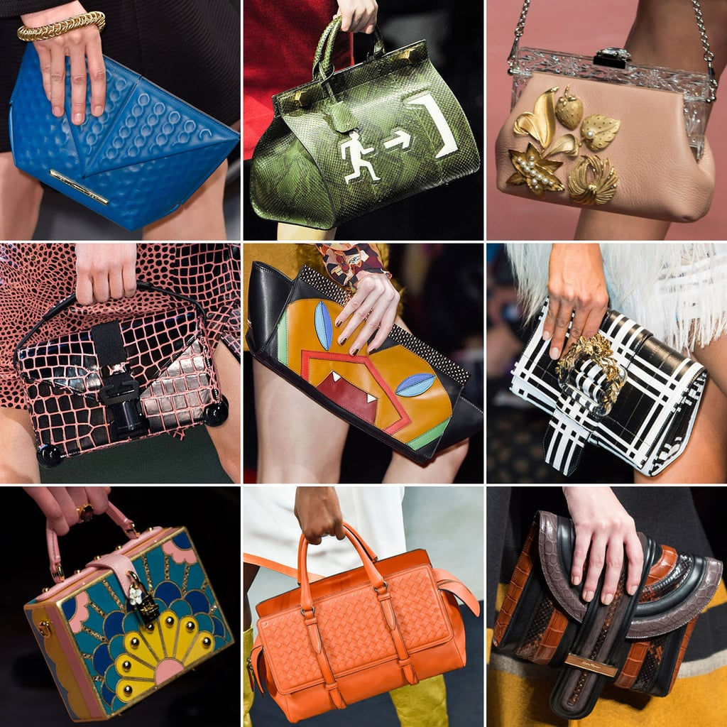 Best Runway Bags at Fashion Week Fall 2015