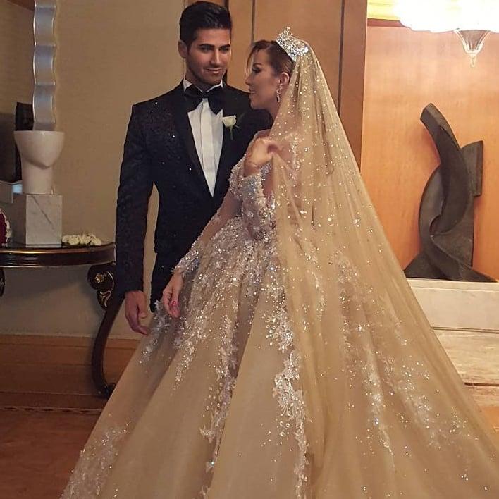 Extravagant Wedding Dresses 46 Amazing