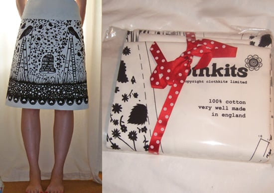 Cloth Kits Video Skirt Sewing Easy