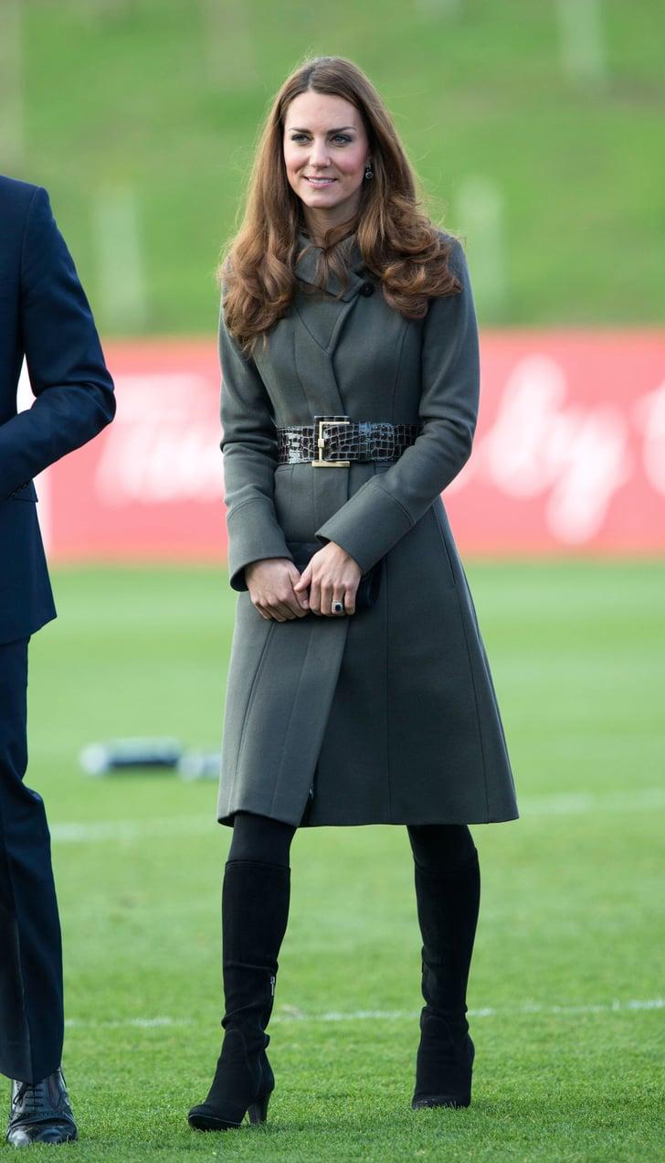 Kate Middleton S Fall Style Popsugar Fashion