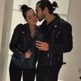 How Chloe Morello Met Her Fiance on Happn