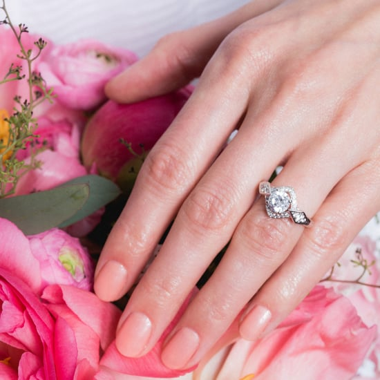 Clean Your Engagement Ring DIY