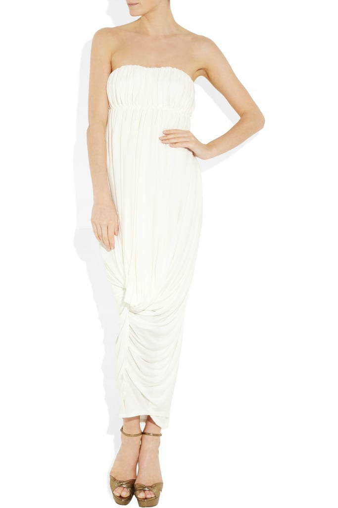 Sophia Kokosalaki Erato Strapless Creepe-Jersey Dress ($1,950)