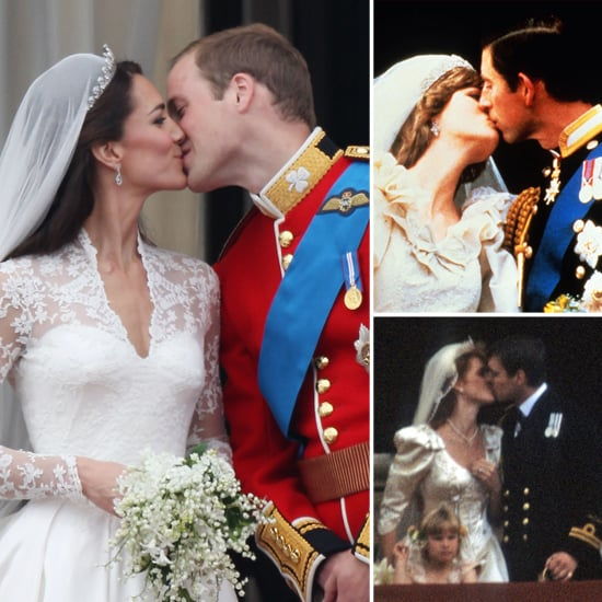 Will and Kate Follow Tradition With Wedding Balcony Kiss