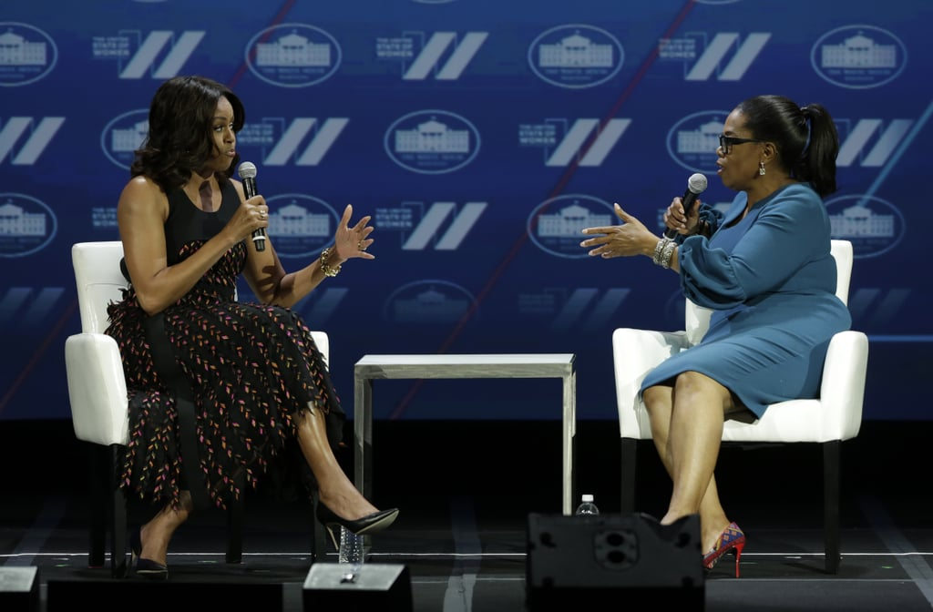Michelle Obama's Dress at United State of Women Summit 2016