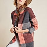 Felicity Wool Sweater Coat