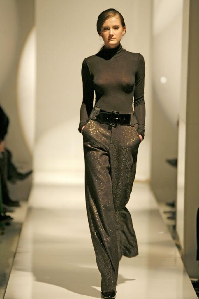 New York Fashion Week, Fall 2007: Alice + Olivia