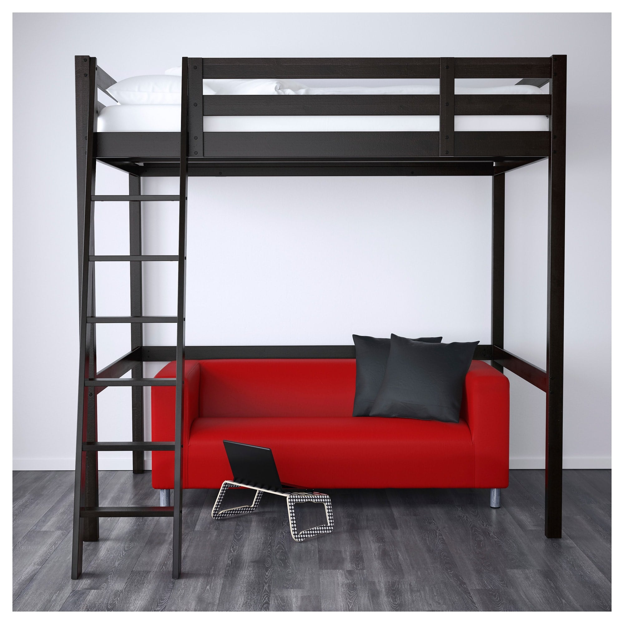 Stora Loft Bed Frame Best Dorm Room Furniture From Ikea Popsugar Home Australia Photo 74