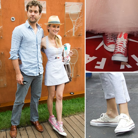Celebrities Wearing Converse  9e391daa4