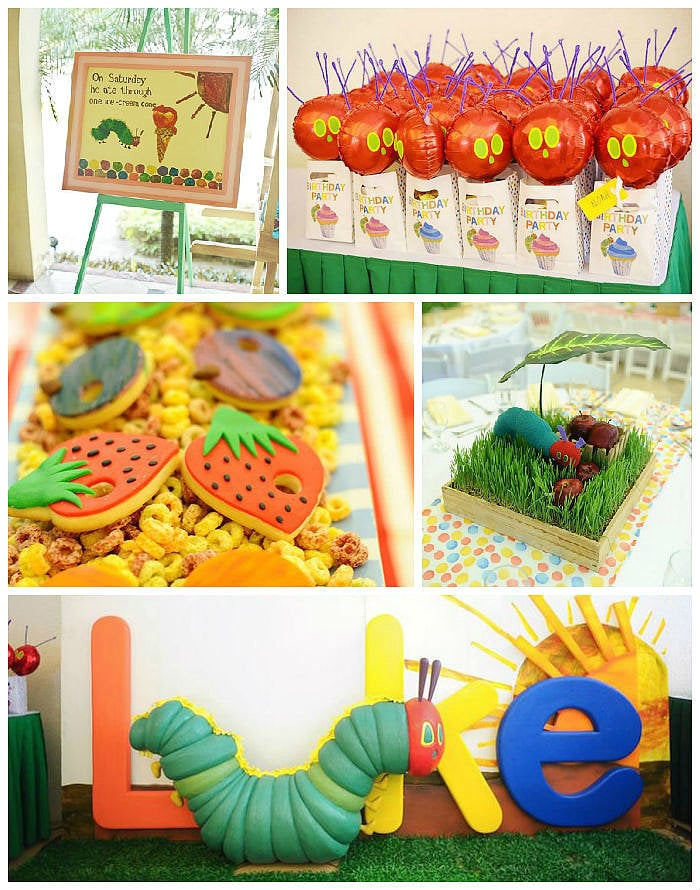 Creative First Birthday Party Ideas POPSUGAR Moms Photo 57