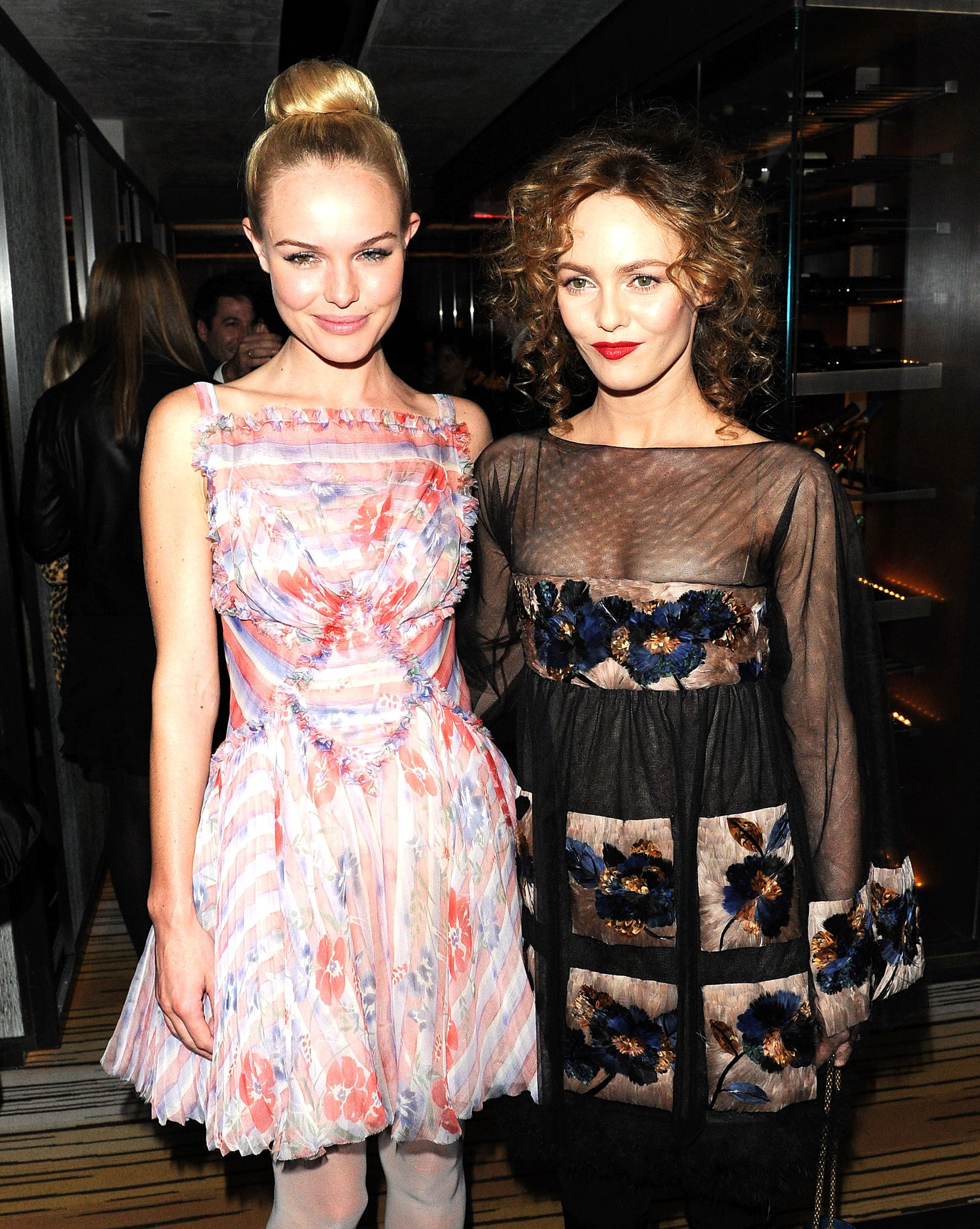 Chanel Rouge Coco Dinner: Party Snaps!
