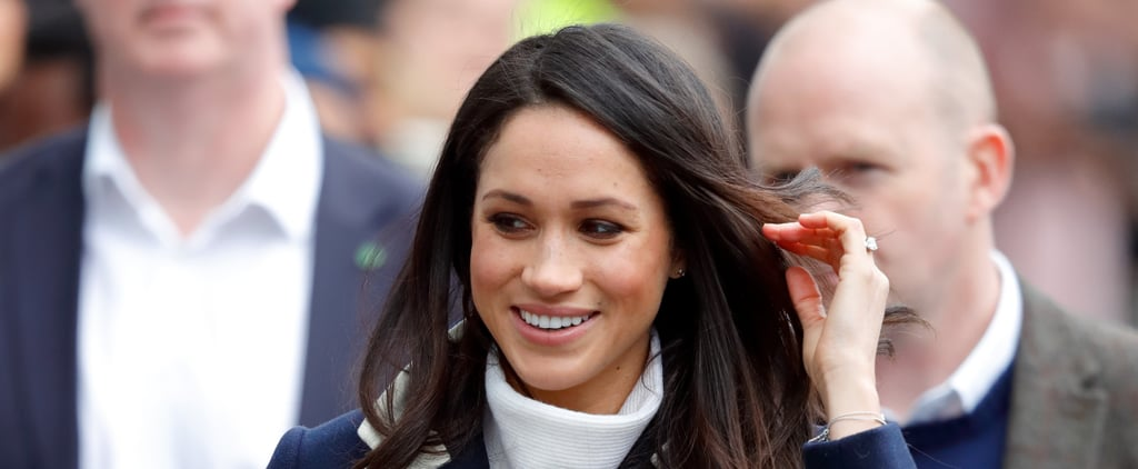 Here's the Sneaky Way Meghan Markle Just Switched Up Her Hair
