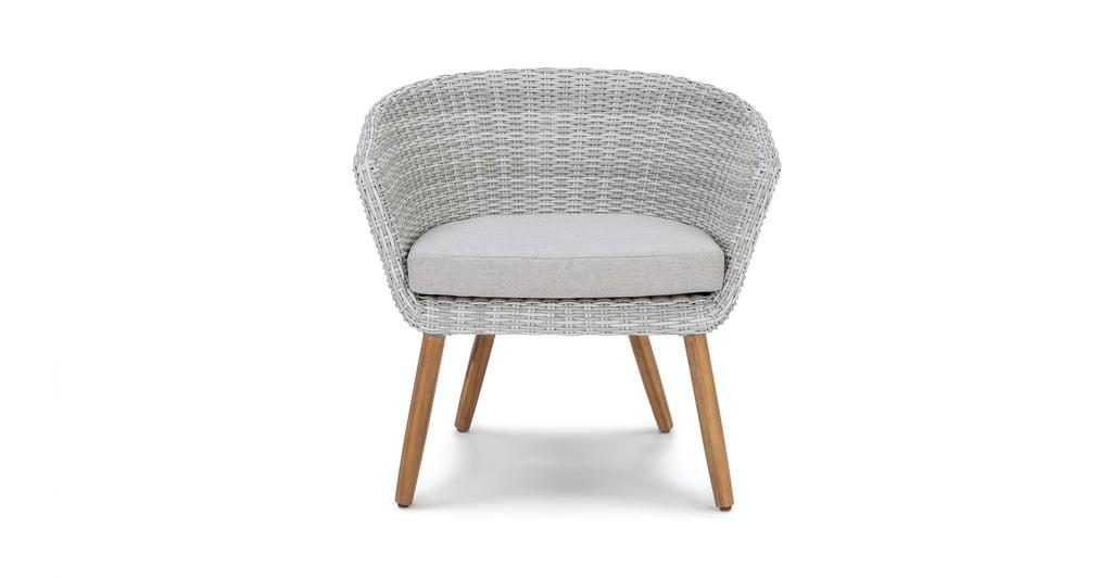 Article Ora Beach Sand Basket Chair