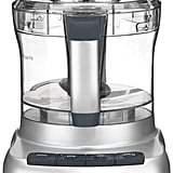 Cuisinart Elemental 8-Cup Food Processor in Silver