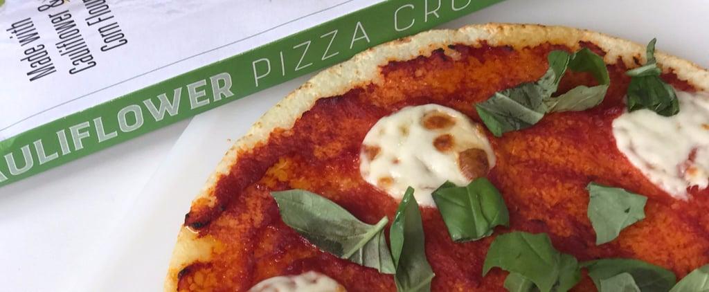 Trader Joe's Cauliflower Pizza Crust Review