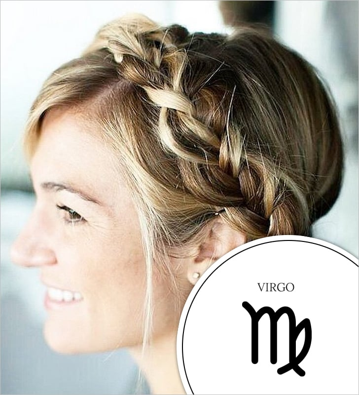 Virgo: Milkmaid Braid
