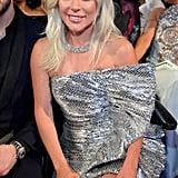 Lady Gaga at the 2019 Grammys
