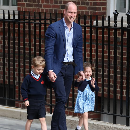 Prince George's Nickname For Prince William