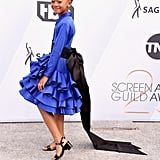 Faithe Herman at the 2019 SAG Awards